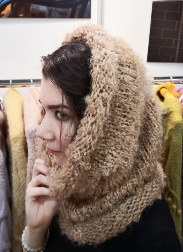 Golden Boucle - Snood
