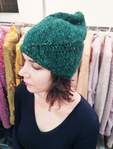 Emerald Shine - Hat
