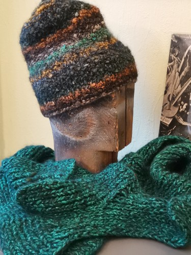 Mystic Gemstone - Hat