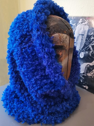 Blue Boucle - Snood