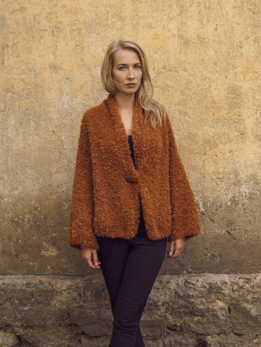 NEW! Amber Boucle - Jacket