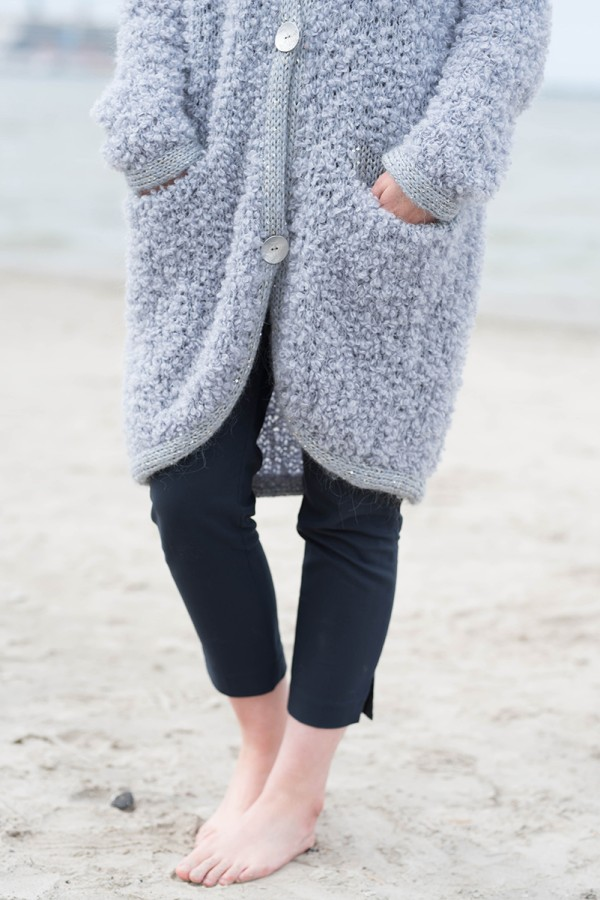 Silver Oasis - Cardigan